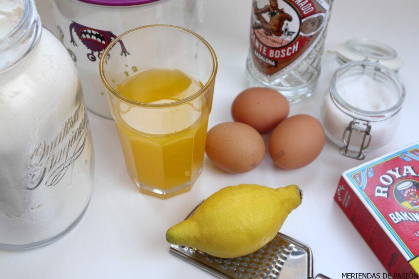 Ingredientes marañuelas